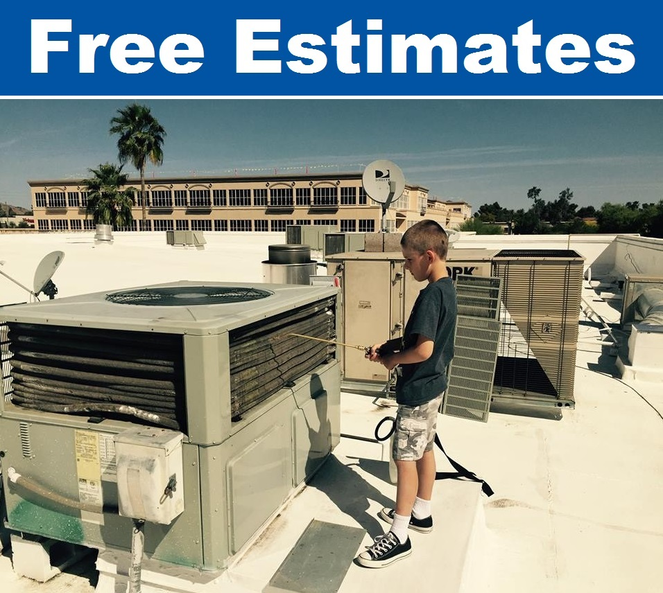 Air-Conditioning Contractors - Mesa, AZ - A/C Concepts Mechanical Inc.